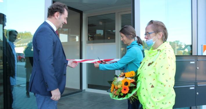 Eröffnung Hausarzt- und Facharztzentrum in Marienberg | MVZ DerArzt
