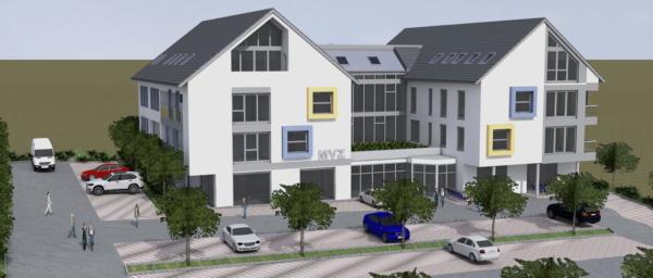 Kopfbild Neubau MVZ DerArzt Marienberg