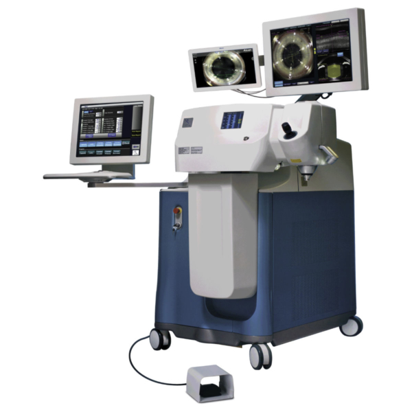 LensX Verion zur Behandlung Grauer Star in den MVZ DerArzt Augenzentren