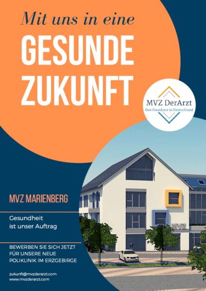 Cover Expose MVZ DerArzt Marienberg